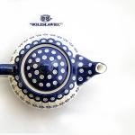 東欧ポーランド人気のボレスワヴィエツ(Bolesławiec)陶器